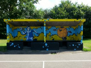 Dugout SV ZWOLLE