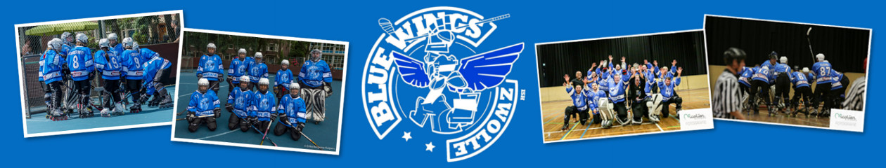 Blue Wings Zwolle Skater Hockey